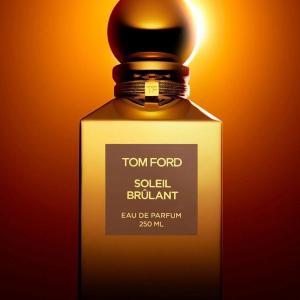 Soleil Brûlant, le nouveau parfum de Tom Ford