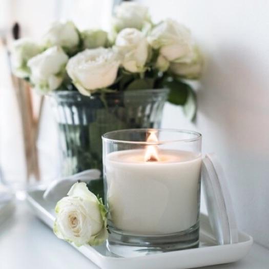 Les bougies parfumées