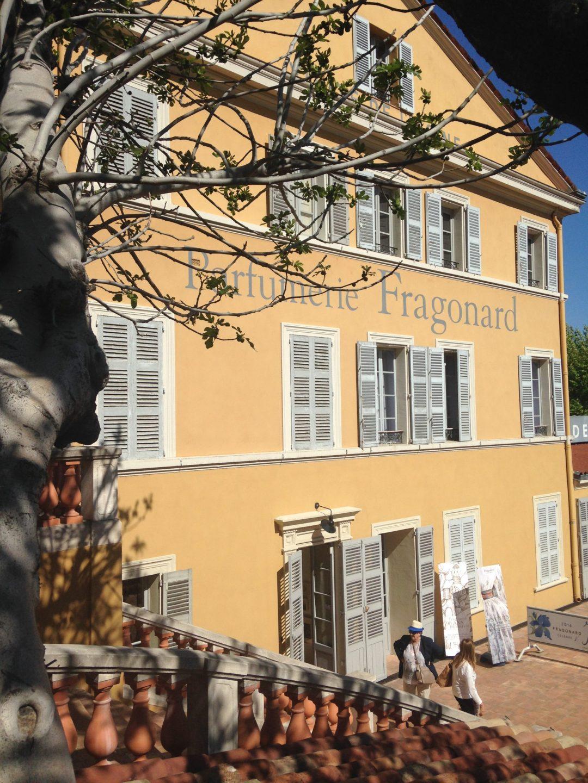 Fragonard et son musée du parfum à Grasse