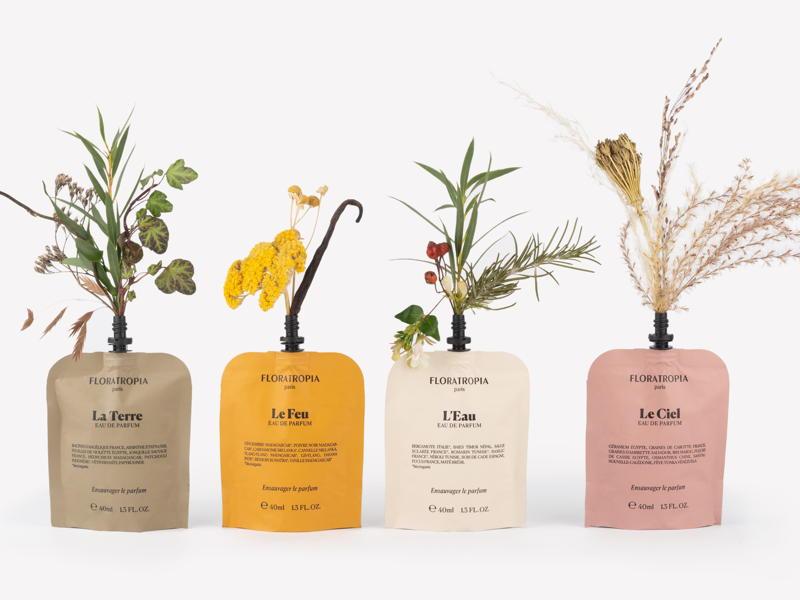 Recharges de Parfums Floratropia