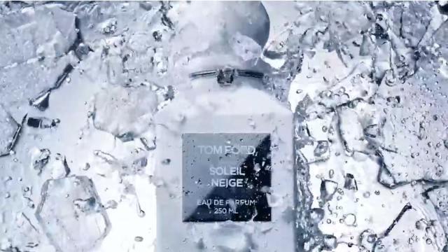 Soleil Neige, superbe Flanker de Soleil Blanc de Tom Ford