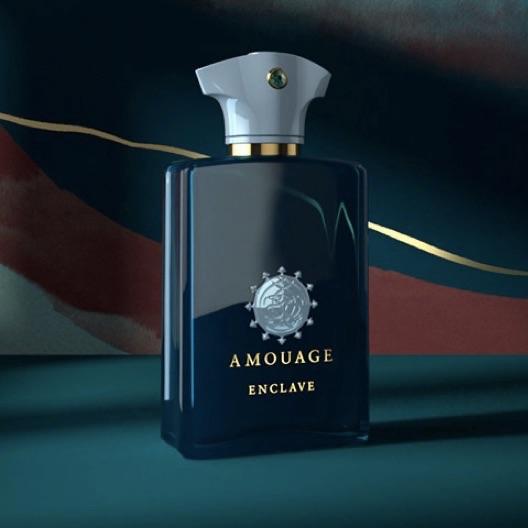 Avis Parfum : Enclave d'Amouage