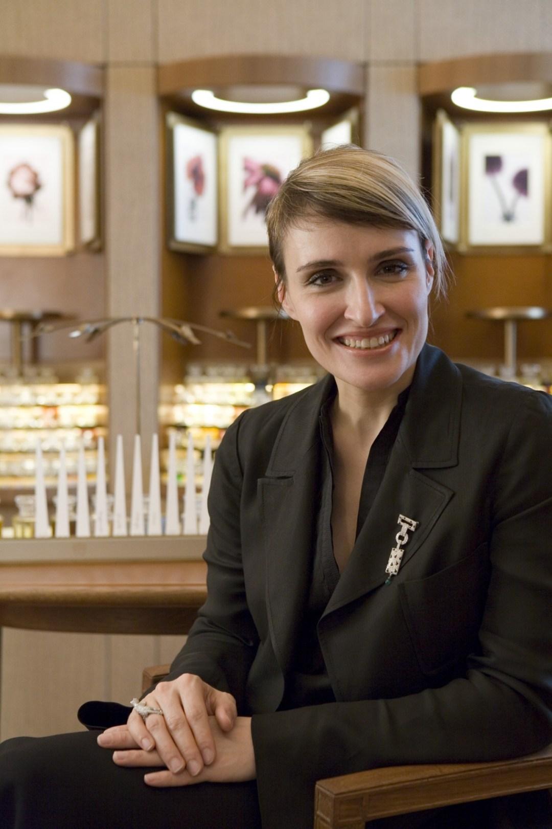 Mathilde Laurent parfumeuse Maison Cartier