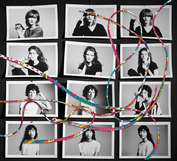 Campagne de publicité pour Twilly, le féminin vu par Christine Nagel et Hermès
