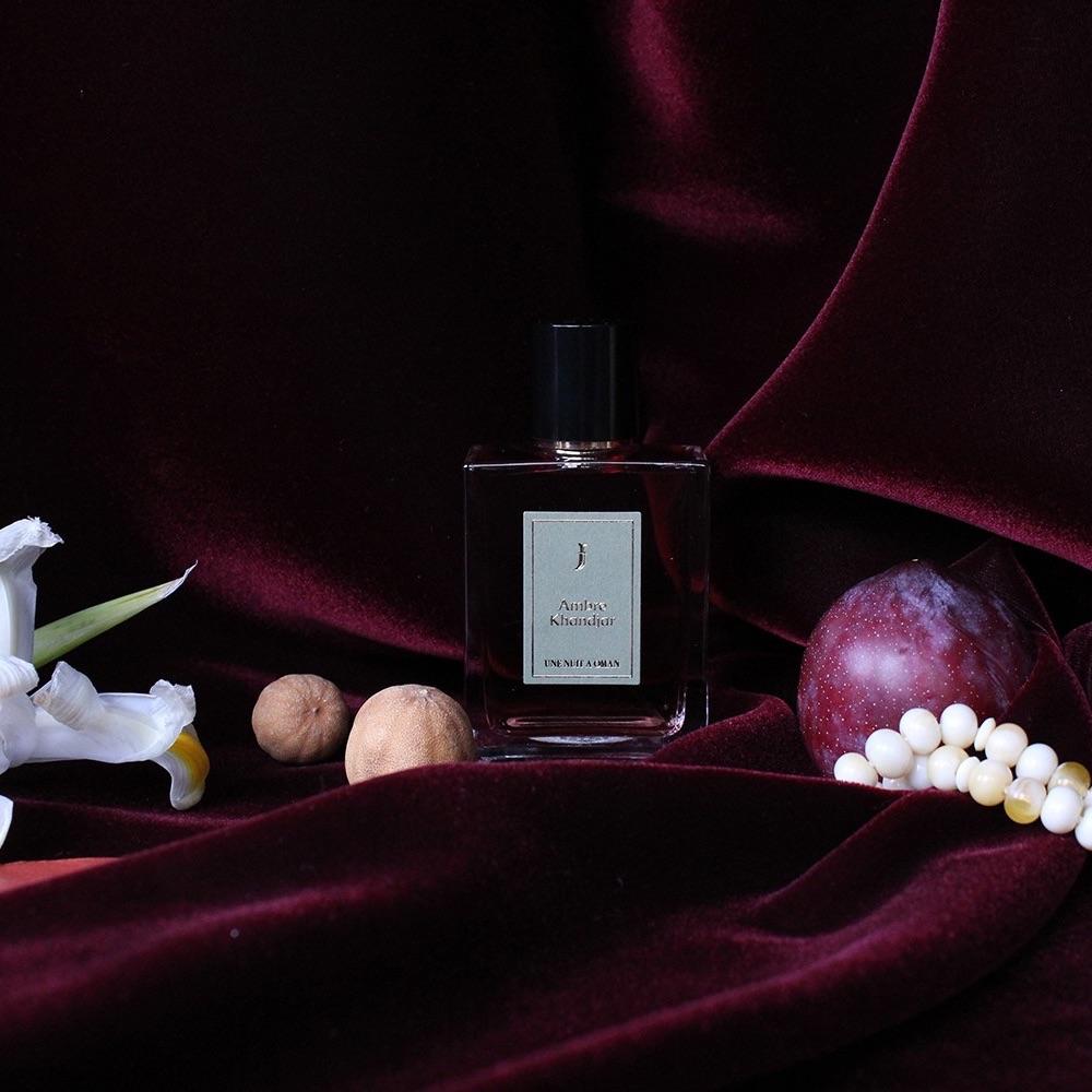 Parfum Ambre Khandjar Une Nuit Nomade - l'Avis de La Parfumerie Podcast