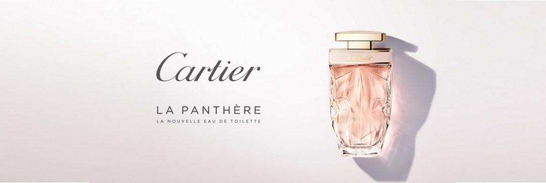 En marge de l'industrie du parfum : Cartier et la Panthère