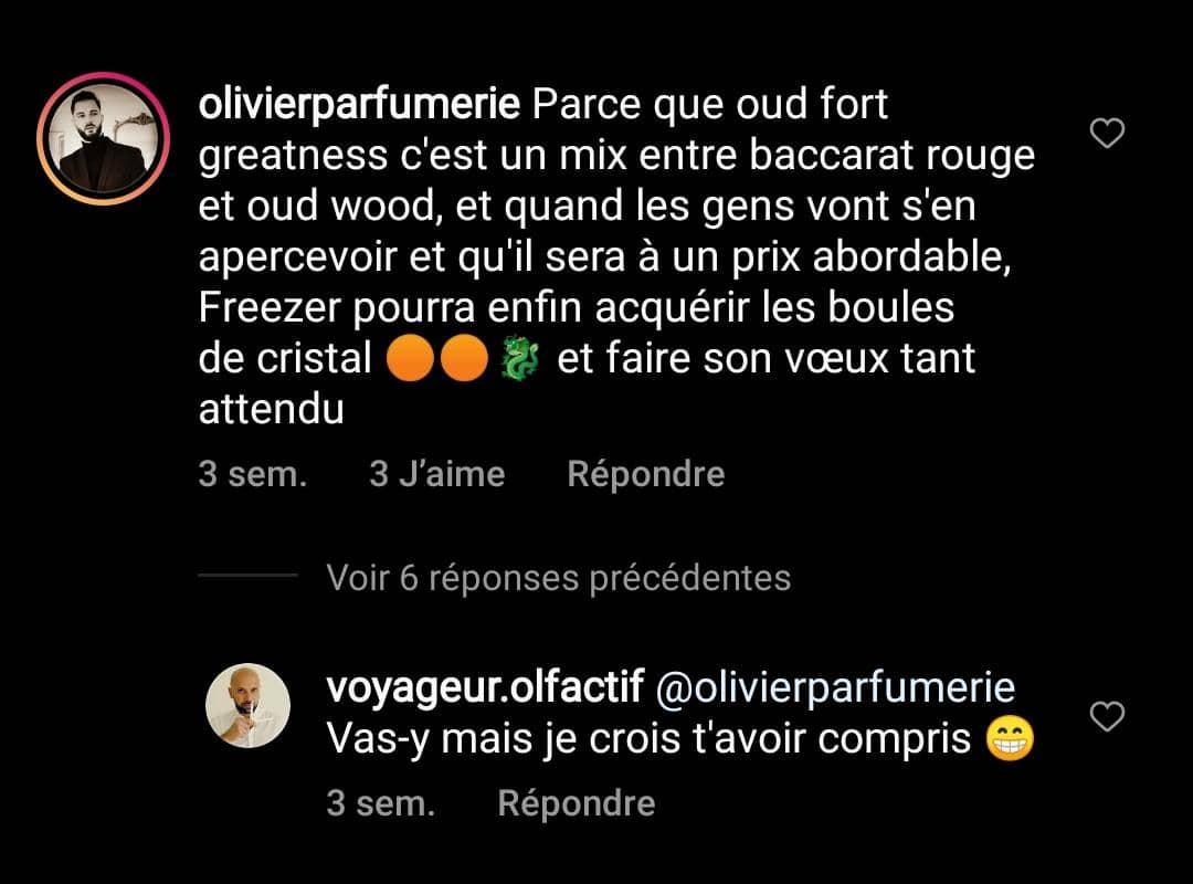Olivier Parfumerie et ses commentaires qui dénigrent les jeunes, épisode 1