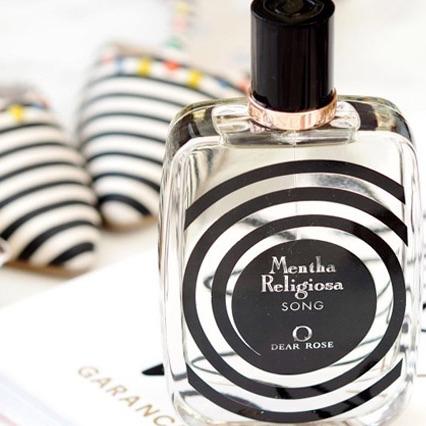 Mentha Religiosa Parfum Roos & Roos / Dear Rose, notre avis