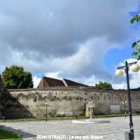 Biserica fortificată din Codlea