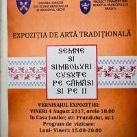 Simboluri si motive cusute pe ii și cămăși din SE Transilvaniei
