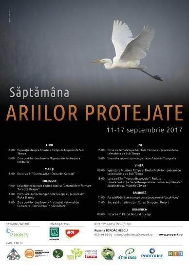 afis-saptamana-ariilor-protejate-2017