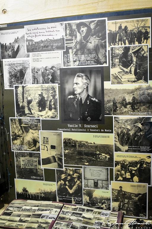 Brașoveni celebri: Colonelul Vasile V. Scârneci (1896 - 1969)