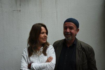 Mircea Tiberian și Marta Hristea