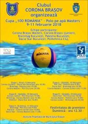 Cupa 100 Romania Masters