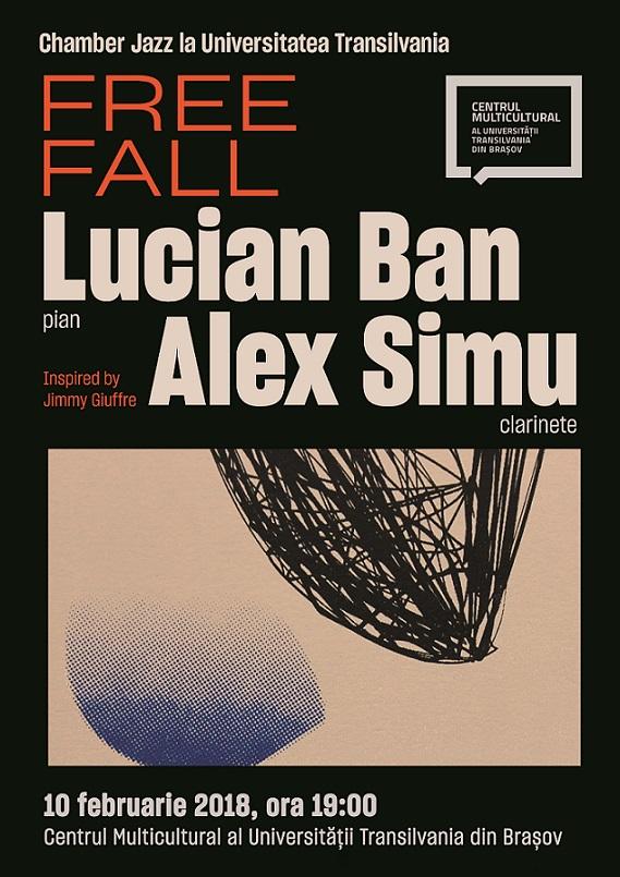 Turneu 2018 Alex Lucian poster