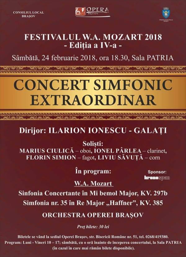 Concert Simfonic Extraordinar