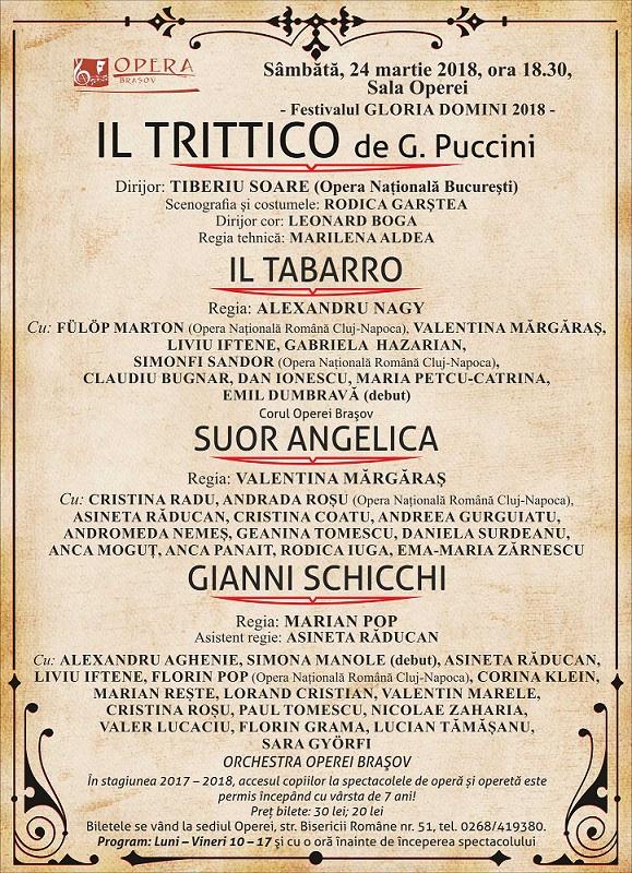 IL TRITTICO 24mar2018