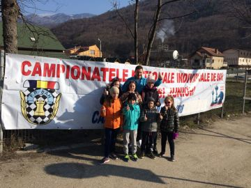 Campionate Nationale de Sah (1)