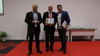 echipa Ulma premiata la Romanian Packaging Awards