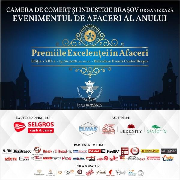 Gala premiile Excelentei in Afaceri