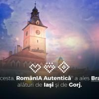 Program Festivalul RomânIA Autentică, ediția a treia Brașov   23-24 iunie 2018
