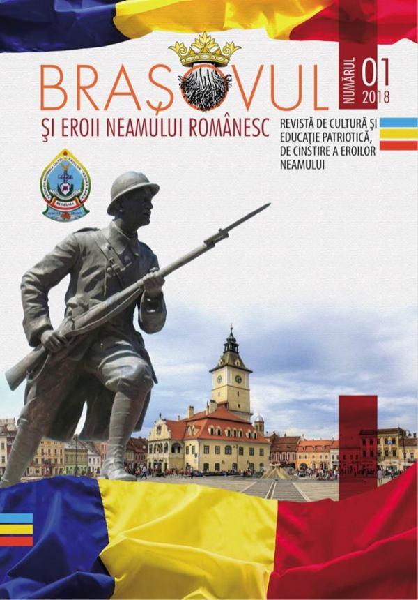 Brasov si eroii neamului romanesc
