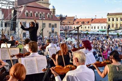 Concert Piata Sfatului