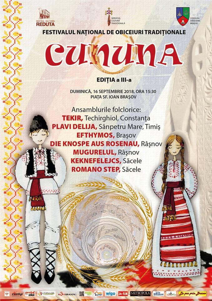Festivalul Național de Obiceiuri Tradiționale Cununa