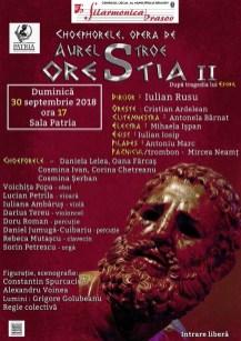 Premiera la Filarmonica Brasov