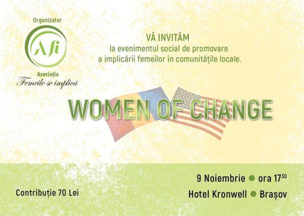 women of change