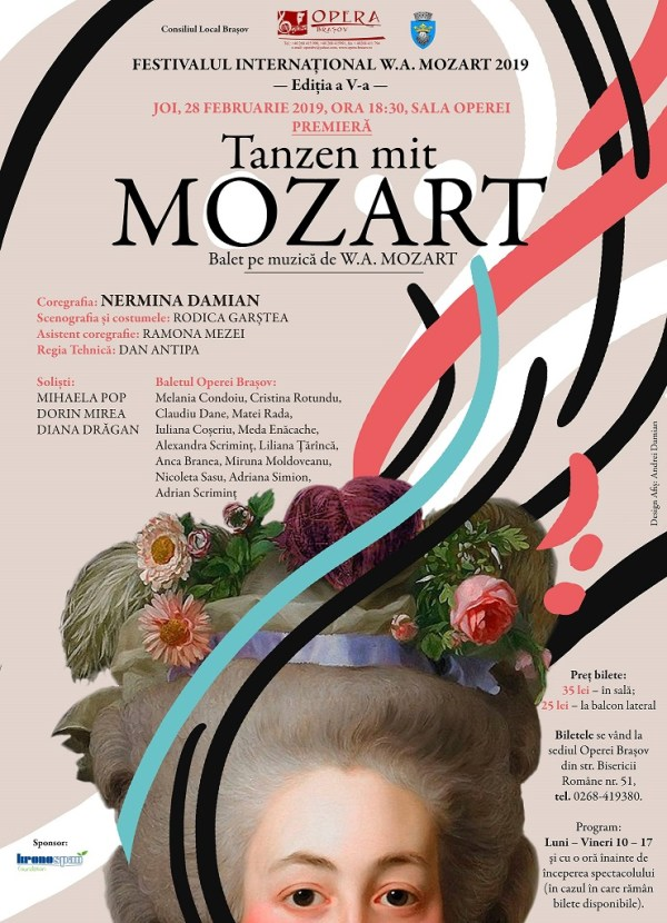 Tanzen mit Mozart 28feb2019