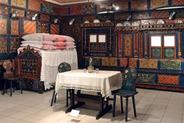 Muzeul Etnografic Sacele_interior