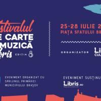 fEstivalul de cArte și Muzică Libris, Piața Sfatului Brașov - 25 - 28 Iulie 2019