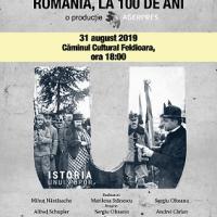 Centenarul Filmului Românesc ajunge la Feldioara