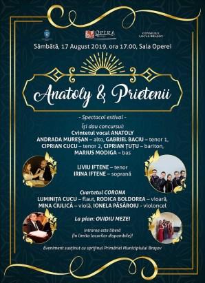 Afis Concert Anatoly 17aug2019