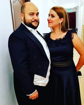 Liviu si Irina Iftene