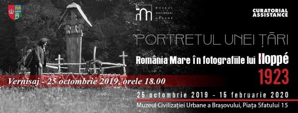România Mare în fotografiile lui Hoppé