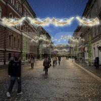 """,,Dans de vifor"""" este conceptul iluminatului festiv  pentru Brașov, oraș din poveste"""