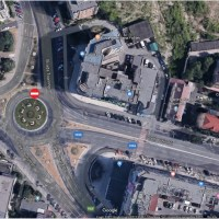 Inchidere acces sens giratoriu Calea București - Zizinului - Toamnei - 15 Noiembrie