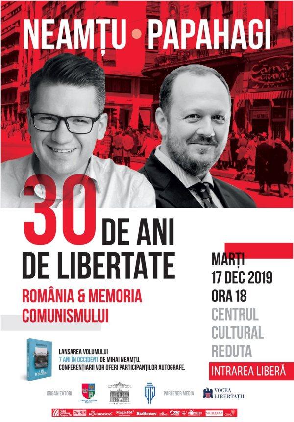 30 de ani de libertate