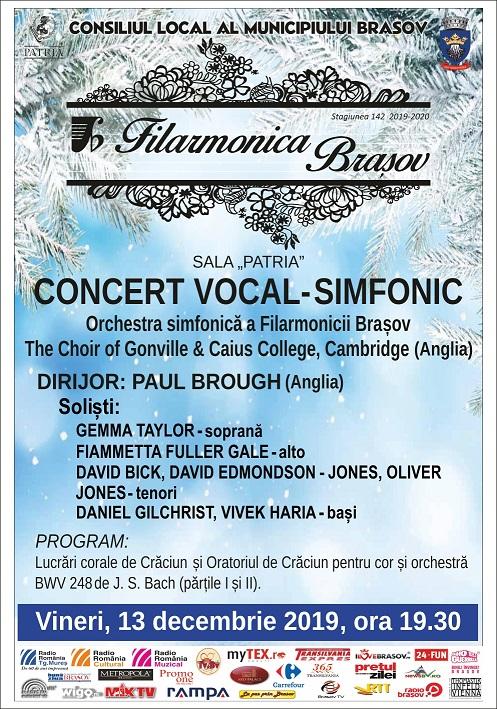 Filarmonica - Concert 13.12