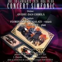 Muzicieni brașoveni de renume în concertul susținut de Orchestra Simfonică în această săptămână!