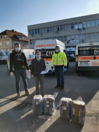 Donații ambulanță 1
