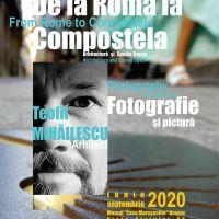 "Teofil Mihăilescu: ""De la Roma la Compostela"""