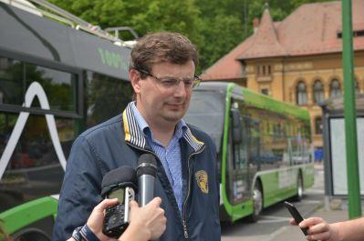 autobuze si troleibuze electrice