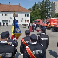 """,,Francezul din Cobor"""", primarul Brașovului și primarul comunei Homorod au primit distincții onorifice din partea ISU Brașov"""