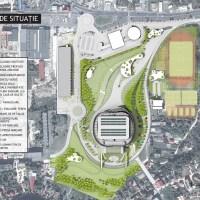 Guvernul a aprobat construirea Sălii Polivalente de la Brașov de către Compania Națională de Investiții