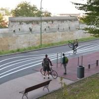 Aleea de Sub Tâmpa - zonă de promenadă a Brașovului și chiar mai mult decât atât