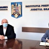 Discuție preliminară privind aplicarea Strategiei de vaccinare împotriva SARS-CoV-2 la nivelul județului Brașov