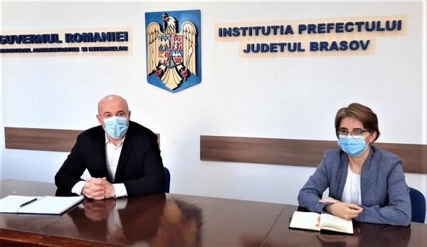 Institutia Prefectului - Judetul Brasov